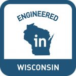 WEDC Engineered in Wisconsin Logo