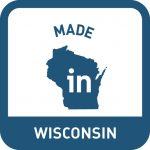 WEDC Made in Wisconsin Logo