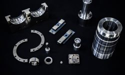 Assortment Machined Parts