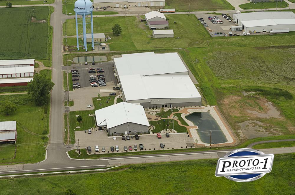 2014 Aerial Photo with logo