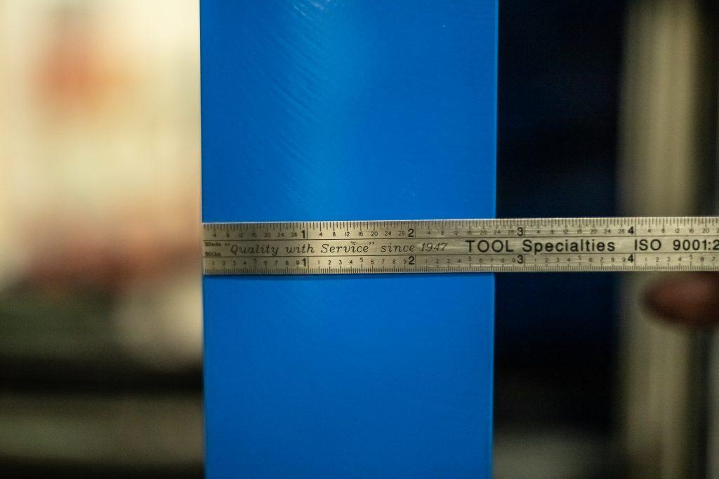 RAM-40 Side Frame