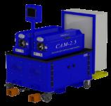 CAM 2.5D Render