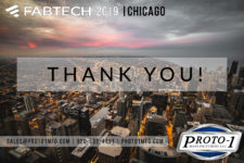 Fabtech Thank You With Text