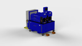 Rotary Tube End Forming Machine