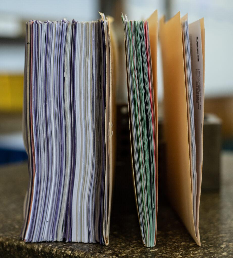 Complete Job Folders